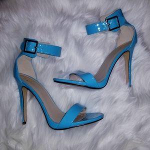 Shoes - Open Toe Ankle Strap Sandles